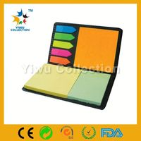 index marker,sticky notes with ruler for student back to school,sports notepad