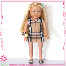 New arrived American Girl toys 18 inch fashion baby doll
