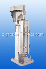 GF112 Tubular salt dryer for waste oil centrifuge