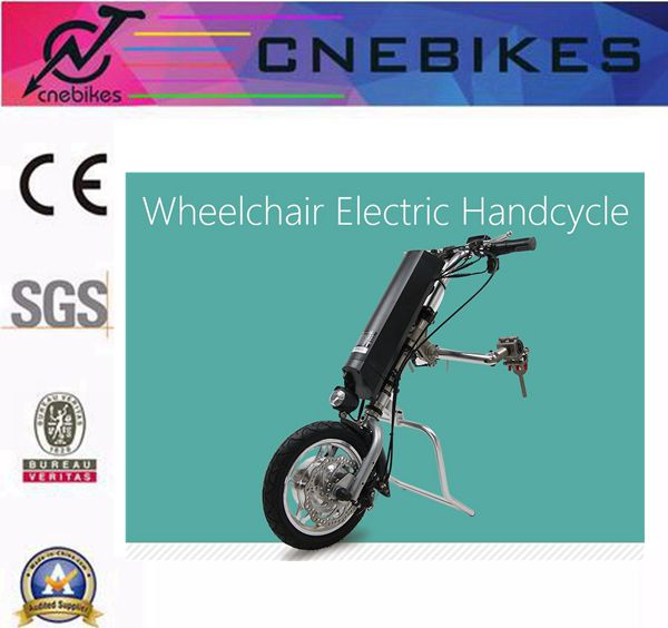 golden manufacture electric handcycle with 36v 250w in wheel motor