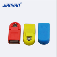 Colorful OTG Cable Adapter,USB to Micro USB OTG Adapter Converter