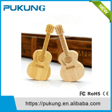 Wholesale Custom Wooden Violin Usb Flash Drive