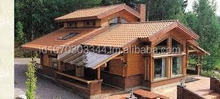 INDONESIA WOOD HOUSES / RUMAH KAYU INDONESIA - ASIA type