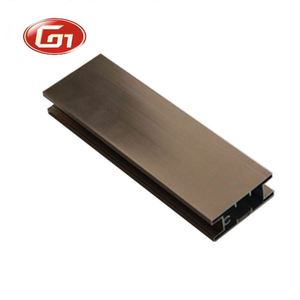 Housing Cabinet Door Aluminum Extrusion Section Profiles