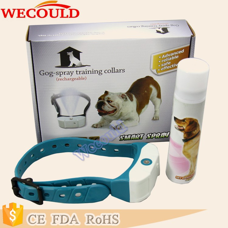 WECOULD Citronella Spray Anti Bark Spray Collar ,Dog Spray Collar Paypal Acceptable