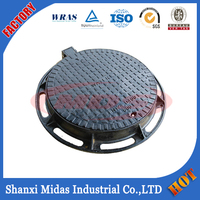 buy round sewer manhole cover and frame