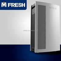 Mfresh H6 Touch Screen Dust sterilization electrostatic air filter cleaner