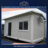 High standard pre-made prefabricated container house