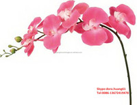 SJH122515 artificial flowers artificial orchids wholesale artificial orchid flowers