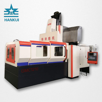 GMC1210 5 axis cnc Gantry Machining Center for mold making