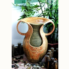 High Quality Chinese Style Home Decoration Pottery Ceramic Handicrafts