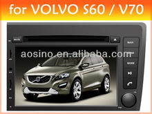 car dvd player for VOLVO S60 / V70 2001-2004 with radio gps
