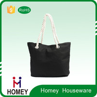 China wholesale plain organic cotton tote bag