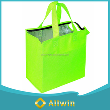 wholesale custom non woven insulated tote bag for grocery