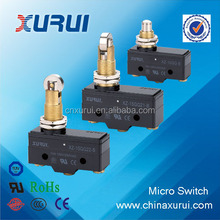 Z-15 series UL&RoHS ABS plastic Microswitches Producer