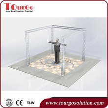 TourGo 10 x 10 Aluminum Truss Display Booth System