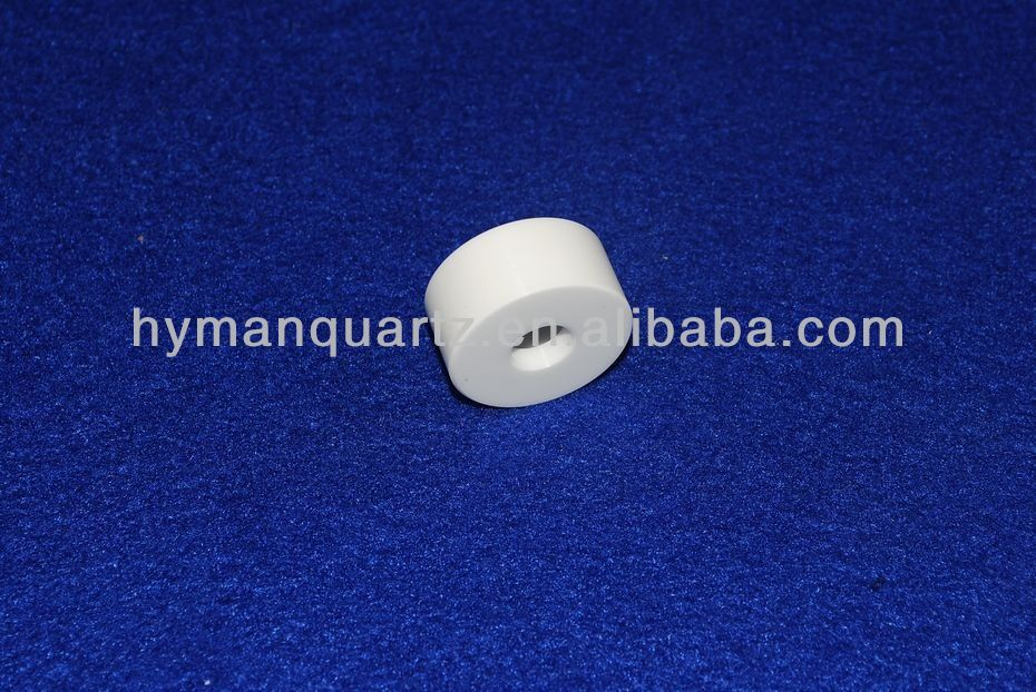 Thermal Expansion Zirconia Zirconium Oxide Ceramic Liner Lining For Engineering