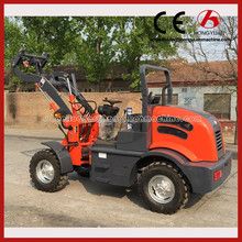 2016 cheap price wheel loader /small tractor front end loader