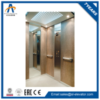 passenger car residential elevators dimensions