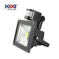 Latest Arrival China Factory solar led flood light with pir motion sensor for sale