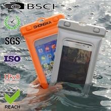 New design outdoor sports waterproof mobile phone bag for iphone 4