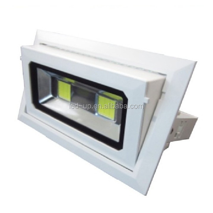 Beam Angle Adjustable LED Flood Light 40W