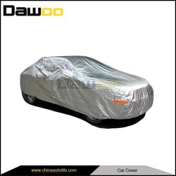 Beautiful car screen cover sun protection car cover hot sale