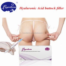 Injectable dermal filler/filler hyaluronic acid 20ml buttock injection ha gel for breast and buttock augmentation