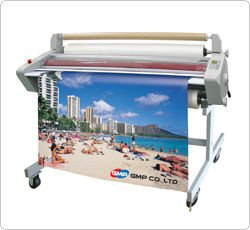 Compact Hot-Cold Roll Laminator