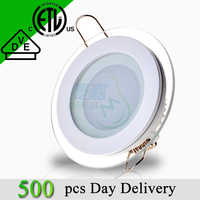 Newest 2015 hot products led panel light housing woth glass edge