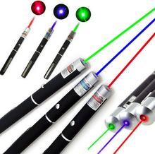 High Power 5mW 532nm Laser Pointers Blue Violet Green Red Beam light Burning Laser Pointer Pen