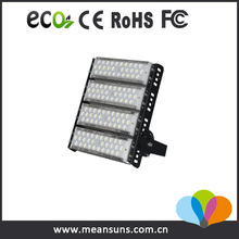 170lm/w led flood light 200w ip65 outdoor lighting SMD5050 with Meanwell driver