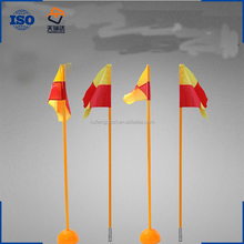 Pole Football Soccer Corner Flags