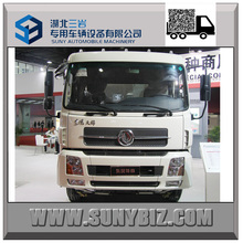 High Quality! Dongfeng 7.5cbm 7500litres High Pressure Wash And Sweep Truck