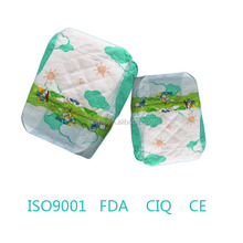 Factory B grade Baby diaper to be offered in china