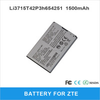 for ZTE MiFi AC30 OEM Replacement Battery Li3715T42P3H654251
