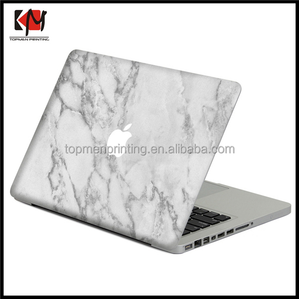 popular 2016 hot sell decoration for macbook pro skin sticker