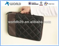 "Cute Grid Color Carry Sleeve case bag for 7"" tablet pc with handle"