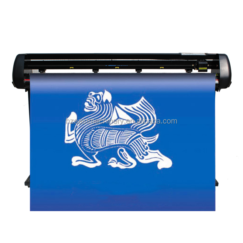 China artcut software free BR-1350 roland low price sticker cutting plotter