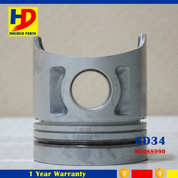 Engine Cylinder In Stock 6D34 Piston ME088990
