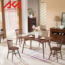 Countryside cheap modern wooden table used dining room furniture for sale