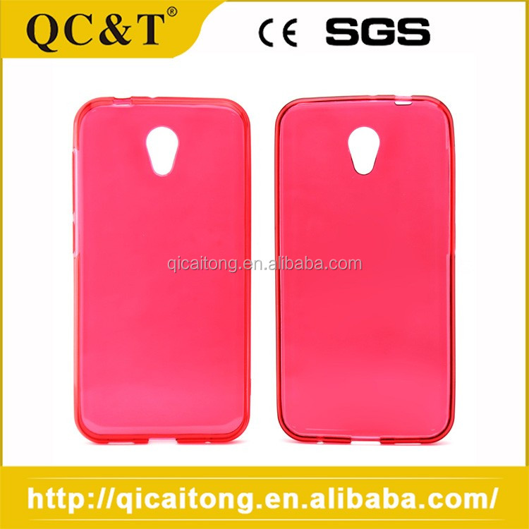 OEM Water-proof TPU Pure Color Mobile Phone Case Factory For VODEFONE Prime7 VDF600
