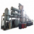 Waste Lube Oil Management, BOD Type Vacuum Distiller, Used Engine Oil Refining Machine