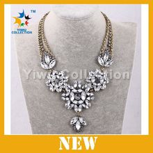 1PC minimun order free shipping chunky statement necklace 2013 fashionJC315C