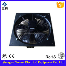 Unique Design Industrial Commercial Axial Extractor Fan For Ventilating Equipment