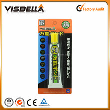 Visbella Contact Adhesive Neoprene Glue For Shoes 30g