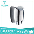quick drying stainless steel satin hand dryer high speed automatic hand dryer
