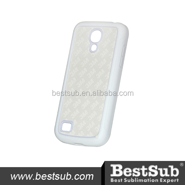 New Arrival for Samsung Galaxy Plastic S4 mini Rubber Cover(SSG55)