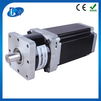High torque nema 34 stepper motor with planetary gear heads