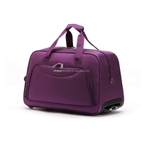 Sanpoints Brand Luggage Trolley Bag Duffel